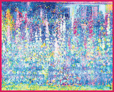 Digital Art - Abstract Impressionism by Gary Grayson