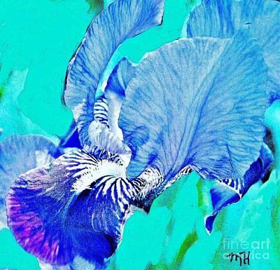 Abstract Iris IIi Original