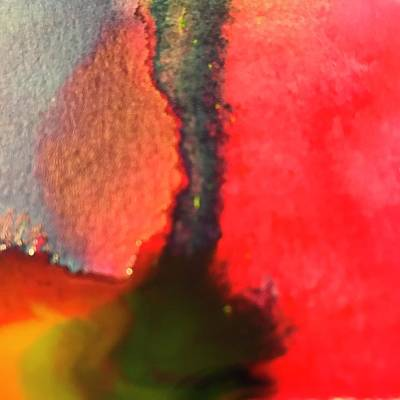 Painting - Abstract by Jason Nicholas
