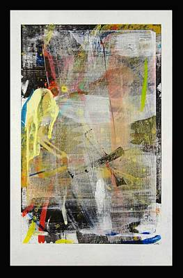 Abstract Kafka Series 07 Original by Hal Howard