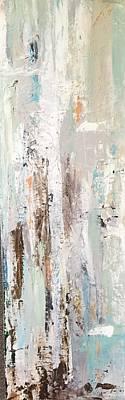 Painting - Abstract Long by Karen Ahuja