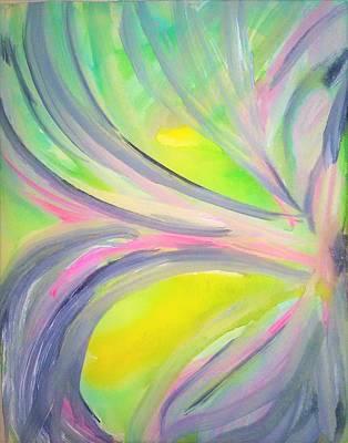 Inner World Painting - Abstract Magic Of Colors by Madina Kanunova