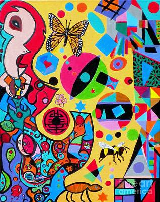 Abstract Meets Form Original
