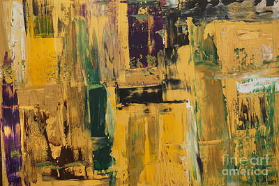 Painting - Abstract Mix by Jimmy Clark