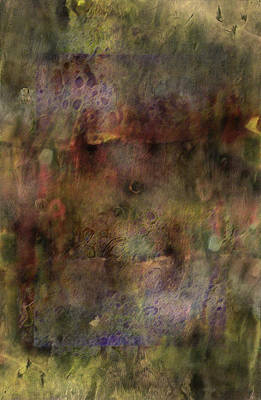 Digital Art - Abstract Mood 1 by Kate Word