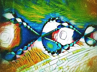 Digital Art - Abstract by Nancy Pauling