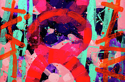 Abstract Nova  Original by John  Nolan