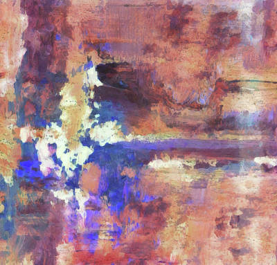 Painting - Abstract Number Five by Dan Sproul