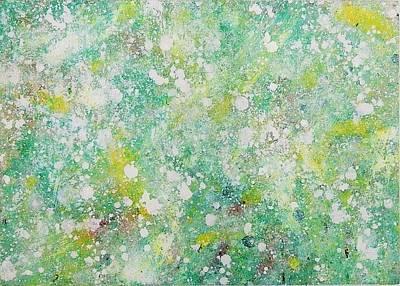 Abstract Painting - Krno1 by Ryuji Kogachi