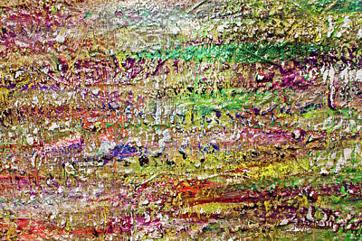 Expressionism Painting - Abstract Painting1 7/09/2016 by Jacob Brewer