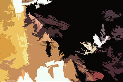 Photograph - Abstract Palette 10 by John Lautermilch