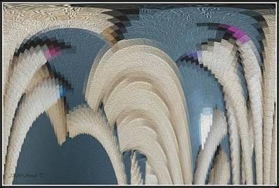 Photograph - Abstract Pencils by Sonali Gangane