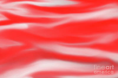 Photograph - Abstract Reds by Baggieoldboy