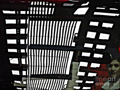 Photograph - Abstract Reflection 16 by Sarah Loft