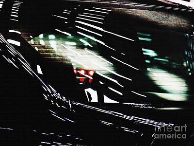 Photograph - Abstract Reflection 21 by Sarah Loft