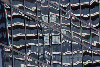 Photograph - Abstract Rotterdam by April Bielefeldt
