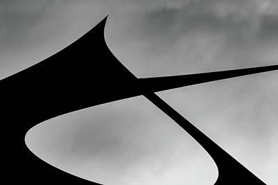 Photograph - Abstract Sailcloth 198 by Bob Orsillo