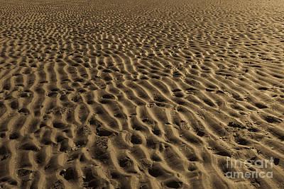 Abstract Sand Art Print