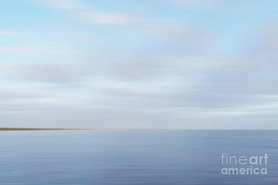 Photograph - Abstract Seascape by Ivy Ho