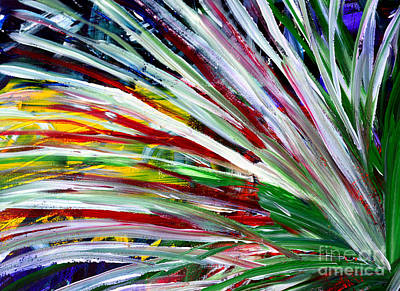 Painting - Abstract Series C1015cl by Mas Art Studio