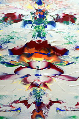 Painting - Abstract Series H1015a by Mas Art Studio