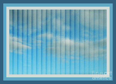 Photograph - Abstract Shades by Wendy Wilton