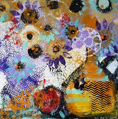Abstract Still Life 2 Art Print