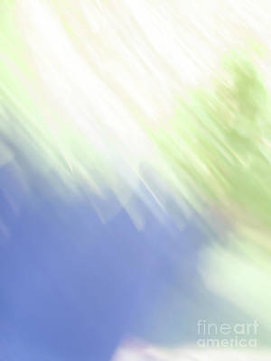 Total Abstract Photograph - Abstract Summer  by Nat Air Craft