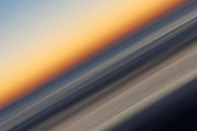 Photograph - Abstract Sunset by Mike Santis