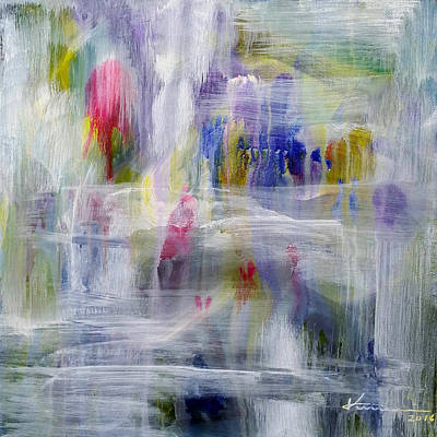 Painting - Abstract Twenty by Kume Bryant