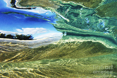 Cavataio Photograph - Abstract Underwater 1 by Vince Cavataio - Printscapes