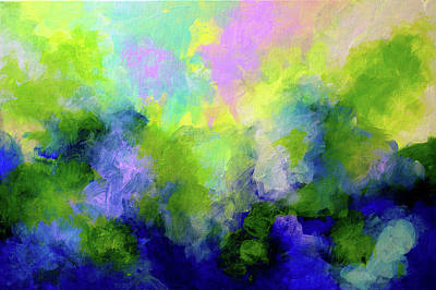 Abstract Vibrations  Original by John  Nolan
