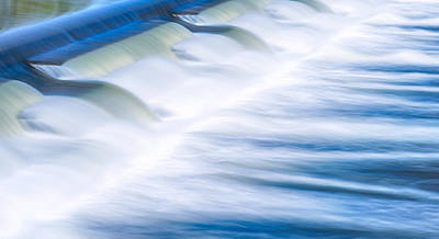 Photograph - Abstract Water by Rospotte Photography