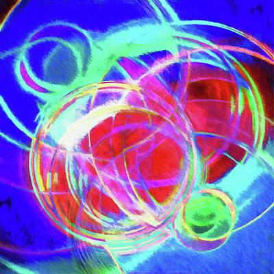 Abstract Digital Art Digital Art - Abstract - Where Worlds Collide by Jon Woodhams