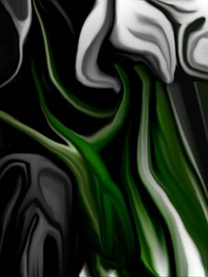 Abstract309h Original by David Lane