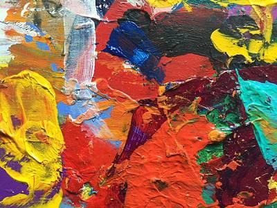 Painting - Abstract#9 by Matthew Brzostoski