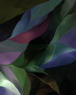 Digital Art - Abstraction 051916 by David Lane