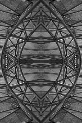 Abstraction 2 Art Print by Robert Ullmann