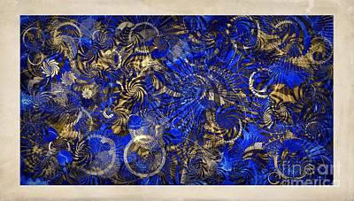 Pasta Al Dente - Abstraction 2749 by Marek Lutek