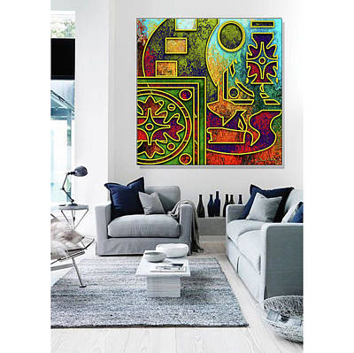 Photograph - Abstraction 3 Wall Art by Chuck Staley