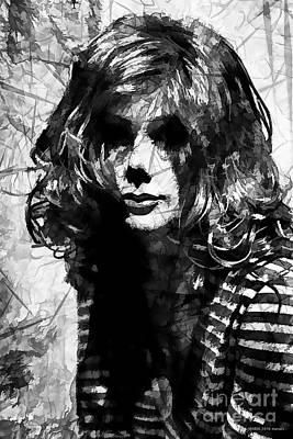 Digital Art - Abstraction 3255 by Marek Lutek