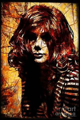 Digital Art - Abstraction 3256 by Marek Lutek