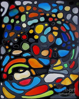Digital Art - Abstraction 4396 by Marek Lutek