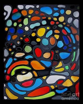 Digital Art - Abstraction 4397 by Marek Lutek