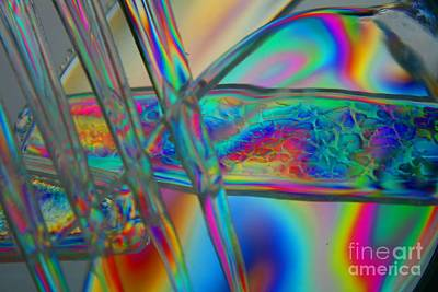 Photograph - Abstraction In Color 2 by Crystal Nederman
