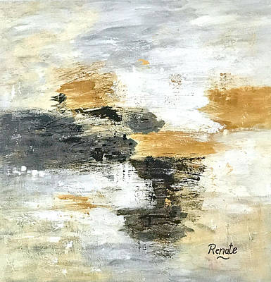 Painting - Abstraction by Renate Dartois