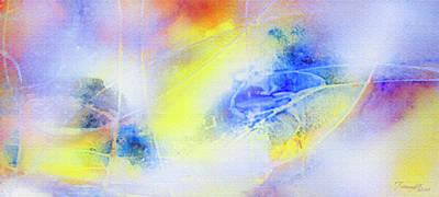 Quadro Digital Art - Abstrato Zzof by Fernando Antonio
