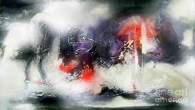 Quadro Digital Art - Abstrato Zzom by Fernando Antonio