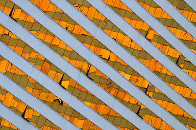 Photograph - Abstritecture 2 by Stuart Allen