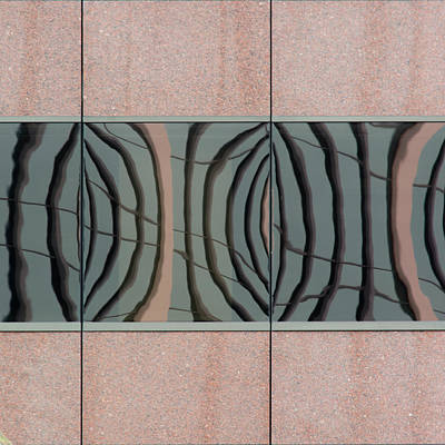 Photograph - Abstritecture 35 by Stuart Allen